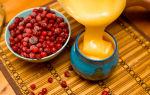 Клюква с мёдом – лечебные свойства