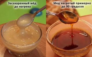 Почему мед бывает твердым?