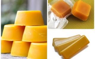 Использование пчелиного воска в медицине и хозяйстве