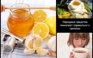О лечении орз хреном и медом