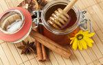 Народные рецепты на основе мёда с корицей от кашля