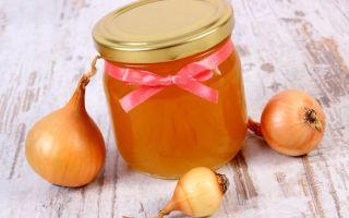 Народный рецепт лука с медом от кашля