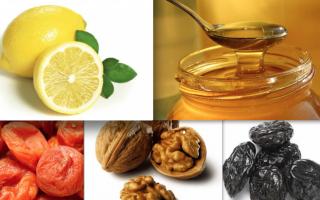Витаминная смесь меда, орехов и лимона: укрепляем здоровье и сохраняем красоту