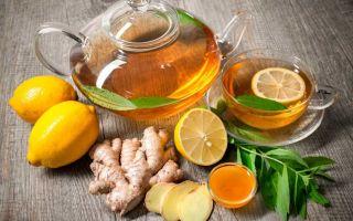 Чай с имбирем и медом – здоровье, долголетие и отличное настроение
