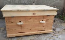 Улей лежак – конструкция для пчел и для пчеловодов