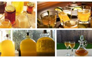 Самогон из меда — простые рецепты