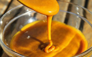 Порошок куркумы с медом – эффективное лекарство