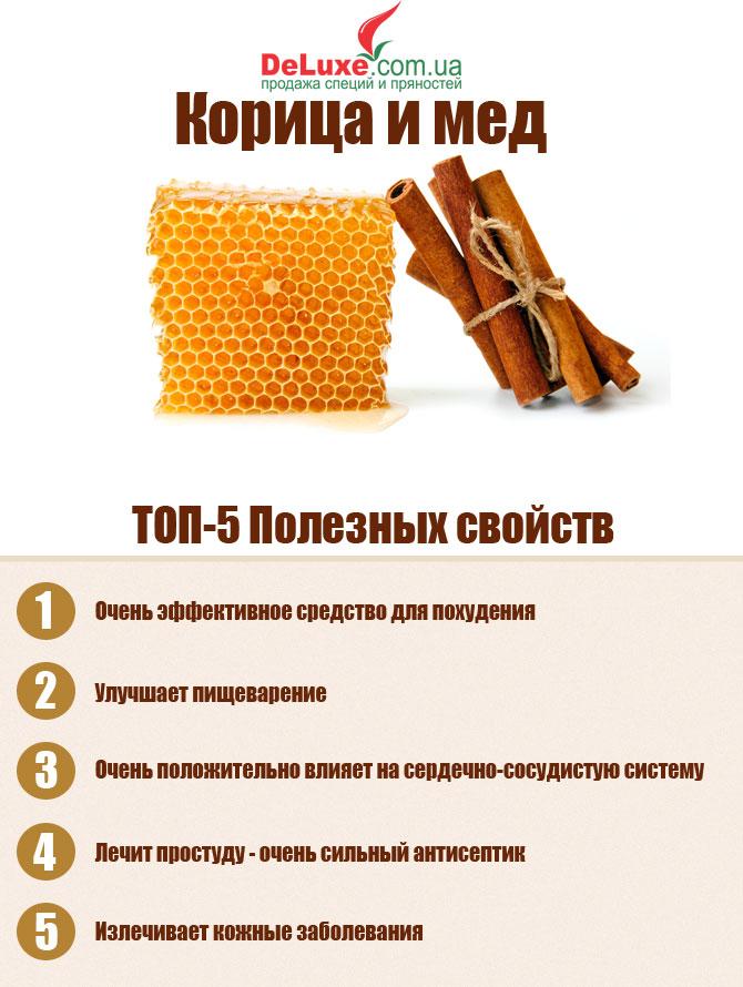 Лечебные свойства корицы для похудения